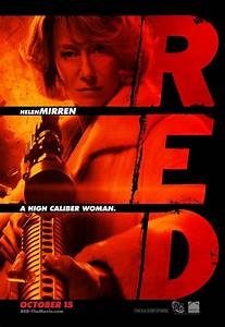 Two Red Movie Posters - FilmoFilia
