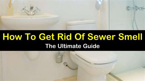 tips simple tips how to get rid of sewer gas smell in
