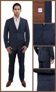 Costume Bleu Marine Homme : costume homme bleu navy clint chemise homme ~ Melissatoandfro.com Idées de Décoration
