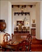 Beautiful Colonial Style Interior Colonial Ranch Caramel California Ann James Interior Design
