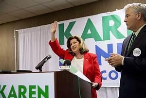 Will Trump lose it for Republican Karen Handel in Georgia ...