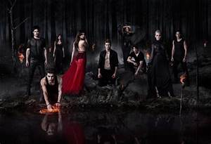 Vampire Diaries Season 5 Poster - TV Fanatic