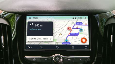2017 Cars With Android Auto by Waze Arrives On Android Auto The Verge