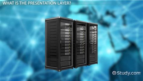 layer   osi model definition functions