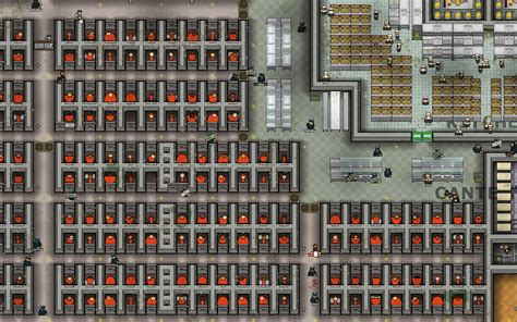 architecture floor plans prison architect by introversion software