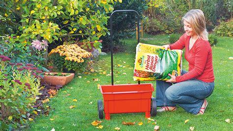 Fräsen Im Herbst by Neudorff Rasen Tipps