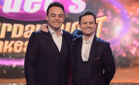 Who are Ant and Dec? All you need to know about Ant ...