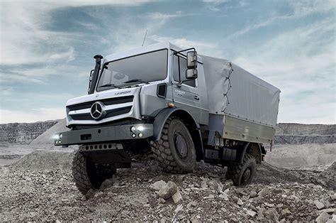 Unimog Mercedes by The Mercedes Unimog Truck Trend Legends