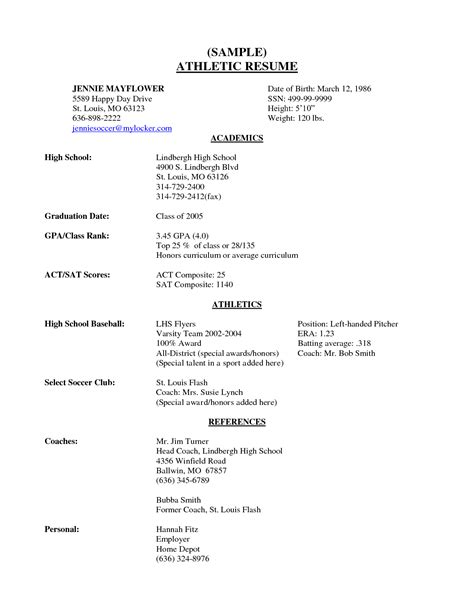 resume cover letter template general resume cover letter