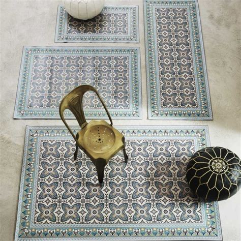 How To Make Moroccan Ls by Moroccan Tile Mat About The House