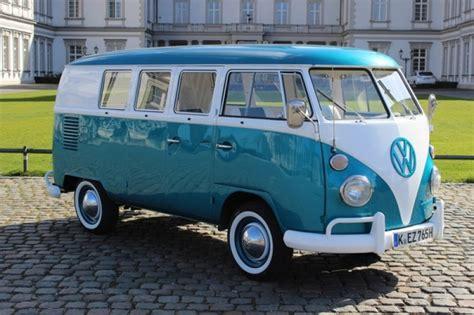 vw bulli bilder vw bulli t1 1965 kultiges hochzeitsauto als oldtimer