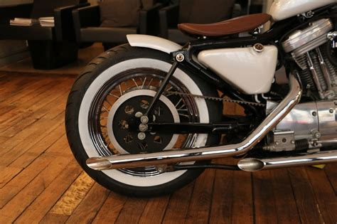 Harley Davidson Bob Modification by Harley Davidson Sportster Par Modification Motorcycles