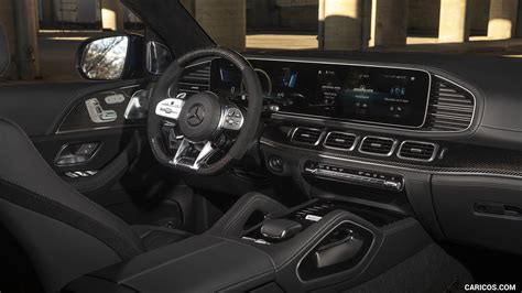 Price details, trims, and specs overview, interior features, exterior design, mpg and mileage capacity, dimensions. 2021 Mercedes-AMG GLE 63 S Coupe (US-Spec) - Interior | HD Wallpaper #59
