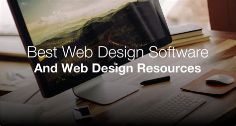 web design software tools   resources