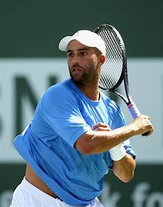 James Blake Photos Photos - BNP Paribas Open - Zimbio