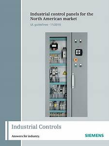 Guide To Design Of Industrial Control Panels