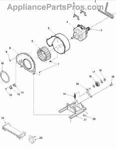 Whirlpool 56000 Dryer Blower Wheel