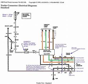 Grote Trailer Lights Wiring Diagram