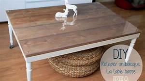 Table Basse Pas Cher Ikea : table basse ikea pin massif le bois chez vous ~ Teatrodelosmanantiales.com Idées de Décoration