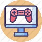 Icon Gaming Computer Games Pc Icons Clipart