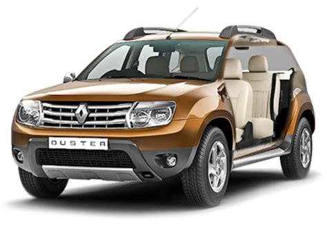 Renault Duster Price In India