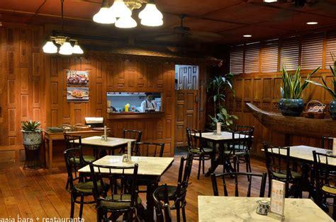 Cafe 9 by Jim Thompson  Thai restaurant  Bangkok   Asia
