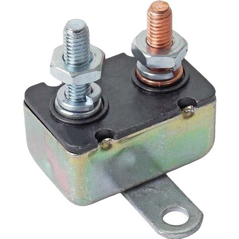automotive 30 auto reset circuit breaker 30a electric wiring power switch ebay