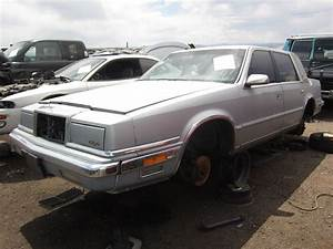 Junkyard Find  1989 Chrysler New Yorker Landau
