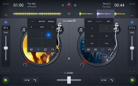 Want to create mashups of your favourite songs? Download djay FREE - DJ Mix Remix Music Google Play softwares - ayH4g3tp0pKt | mobile9