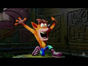 Check Out The First Footage Of The Crash Bandicoot HD