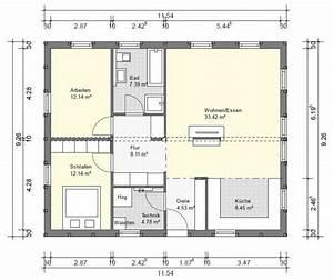 Bungalow Grundriss 4 Zimmer : bg1 bungalow grundriss 90qm 3 zimmer grundrisse ~ Pilothousefishingboats.com Haus und Dekorationen
