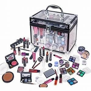 Complete Full Beauty Cosmetic Makeup Starter Kit Set ...