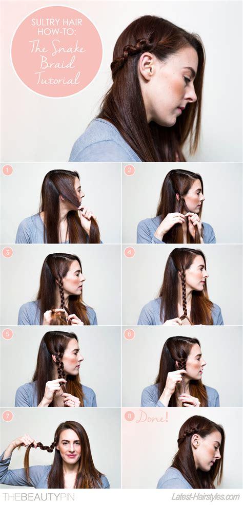 cute  easy hairstyle tutorials    fashionsycom