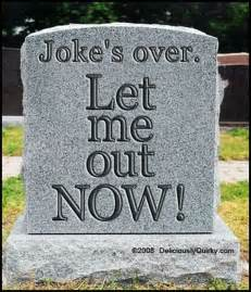 Funny Halloween Tombstone Sayings Images by 15 Hilarious And Weird Tombstones Amazing Amp Funny
