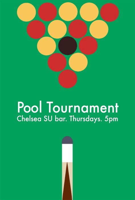 part  design  pool tournament