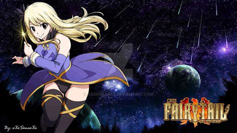 lucy heartfilia wallpapers hd wallpaper cave