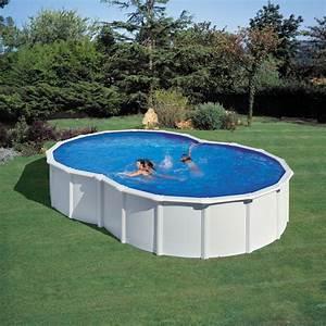 Piscine Hors Sol Plastique : piscine hors sol acier start plus prix canon ~ Premium-room.com Idées de Décoration