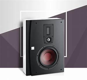 IKON ON-WALL MK2 - the ideal discrete on-wall speaker