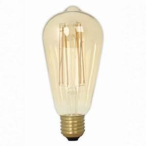 Ampoule Filament Vintage : ampoule led filament vintage e27 calex ~ Edinachiropracticcenter.com Idées de Décoration