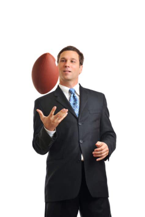 sports management professional job description career