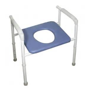 bariatric over toilet frame 3 in 1 commode
