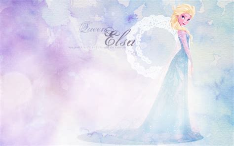 Queen Elsa  Elsa The Snow Queen Wallpaper (36210618) Fanpop