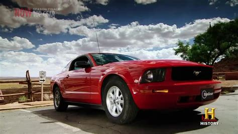best mustang usa a imcdb org 2005 ford mustang s197 in quot top gear usa 2010