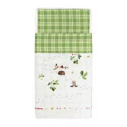 Ikea Baby Bettwäsche ikea baby bettwäsche charmtroll crib duvet cover pillowcase ikea