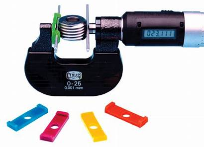 Thread Wires Holders Micrometer Tip Attachment Flexbar