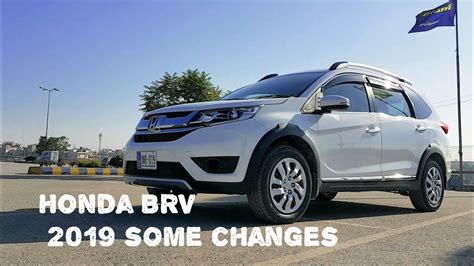 Review Honda Brv 2019 by Honda Brv 2019 Model Review