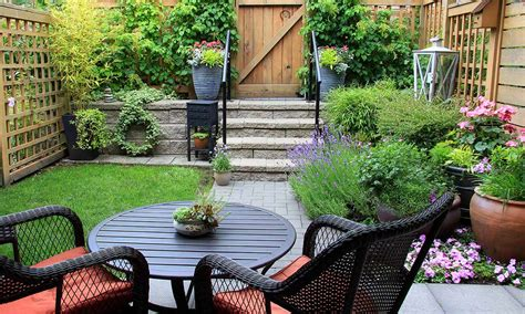 heatwave incoming 8 small garden ideas for a beautiful