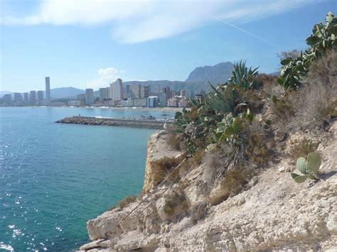 les photos des plages de benidorm