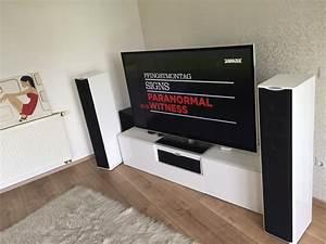 Tv Board Ikea : tv lowboard avr geeignet racks lowboards ls st nder ~ Lizthompson.info Haus und Dekorationen