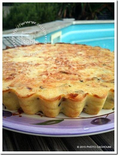les 25 meilleures id 233 es concernant tarte courgette lardon sur gratin courgette